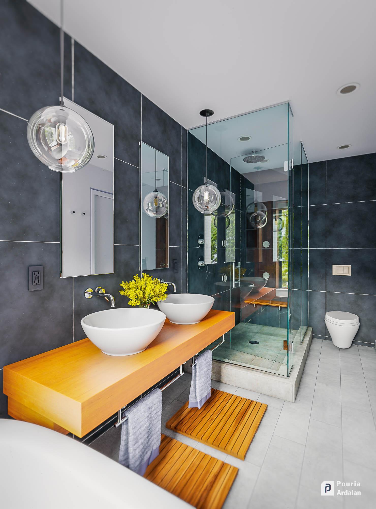architecture 3d pouria ardalan infographiste 3d toulouse. Black Bedroom Furniture Sets. Home Design Ideas